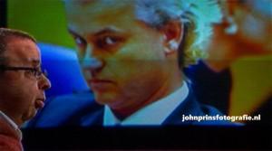 Sander Terphuis en Geert Wilders