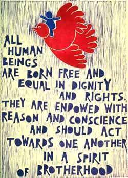 Artikel 1 mensenrechten