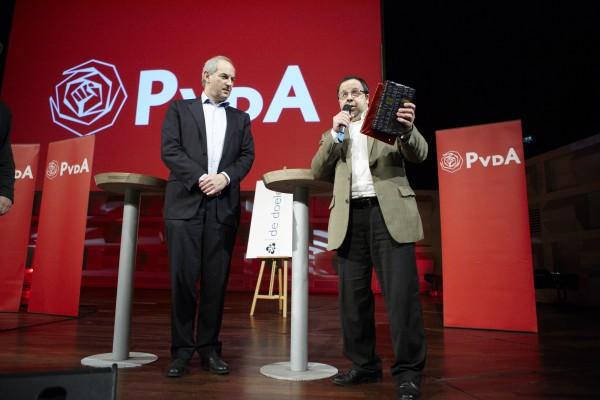 Job Cohen en Sander Terphuis