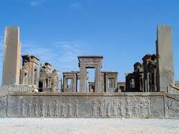 Persepolis in Perzië